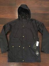 ANALOG Lennox Men's Snowboard Jacket Black Large NEW