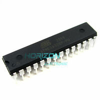 1PCS ATMEGA328P-PU DIP-24 Microcontroller With ARDUINO UNO Bootloader Good New