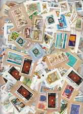 Jersey Kiloware used stamps on paper 450grams
