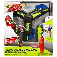 Air Hogs 360 Hoover Blade Toy Boomerang Remote Controlled Toys (aa USB Window