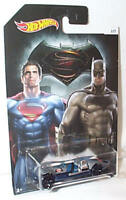 Batman Vs Superman Hot wheels car collection Twin Mill 1/7 new in carded pack