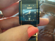 Rado Men's Adult Swiss Made Wristwatches