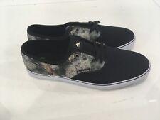 Emerica Skateboard Shoes Wino Cruiser Black/Green/White - US Size 10