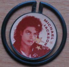Michael Jackson Russian pin badge Button Singer Musician Vintage Rock Bookmark