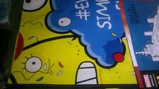 SDCC 2014  THE SIMPSONS FOX  FXX  BAG DOUBLE SIDE ARTWORK EXCLUSIVE PROMO SWAG