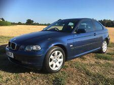 BMW Compact 316TI E46 Petrol Manual 2003 (53)