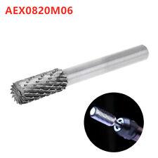 1Pcs 8mm Head Tungsten Carbide Point Burr Die Grinder Drill Bit Abrasive Tools