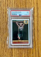 (LIMITED QTY REPACK) Giannis Antetokounmpo NBA Hoops Rookie Card PSA 9🔥(READ)
