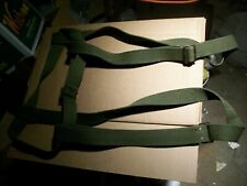 Web Belt, Pack straps for Wicker woven ash Trappers Basket