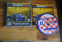 Jeu FORMULA 1   97 sur Playstation 1 PS1 (one) REMIS A NEUF