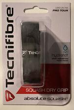 New listing Tecnifibre Dry Grip Squash Grip (2 Pack)
