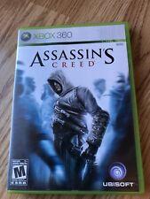 Assassin's Creed (Microsoft Xbox 360, 2007) Cib Game H3