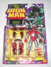 Marvel Iron Man - Crimson Dynamo - MOC 100% complete (TOY BIZ)