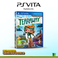 NEW PS Vita Game Tearaway Playstation Vita