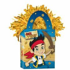 Disney Jake and The Neverland Pirates  Party Foil Helium Balloon Weight Tote