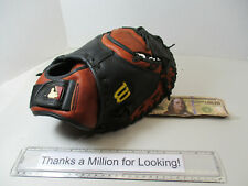 "Wilson A500 Advantage Baseball Catchers Glove, Mitt, ACM325, A0500, 32-1/2"", EC"