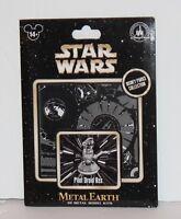 Disney Star Wars Authentic Pilot Droid Rex Metal Earth 3D Model Kit New