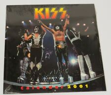 KISS 2001 CALENDAR SEALED