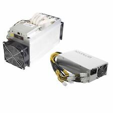 Bitmain AntMiner L3+ 580MH/S Scrypt Miner Includes PSU & ALL Cables