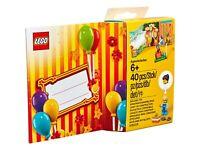 LEGO®  853906 LEGO® Grußkarte - NEU / OVP