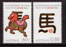 Sellos de Australia, caballos