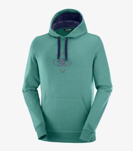 2021 Salomon Men's Shift Hoodie Sweatshirt - Medium