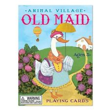 Animal Old Maid Playing Cards brand new sealed