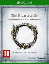 THE ELDER SCROLLS ONLINE TAMRIEL UNLIMITED Xbox One XBOX1 UK Release New Sealed