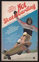 1977 Vtg Retro Guide to Skateboarding Skateboarders Skaters Halfpipe Tricks Pics