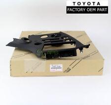 GENUINE TOYOTA 93-98 SUPRA CENTER DASH PANEL CLUSTER BLACK TRIM OEM 55405-14140