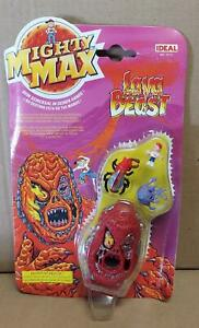 Mighty Max Horror Heads Lava Beast New Vintage Ideal BLUEBIRD 1992