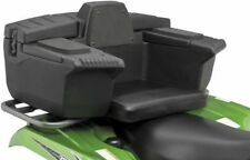 Quadboss ATV Rear Rack Lounger Seat Cargo Storage Trunk Box Passenger Luggage