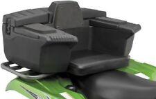 Quadboss ATV Rear Rack Lounger Seat Cargo Storage Trunk Box Passenger Luggage