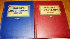 Cadillac Lincoln Olds Mercury 1955 56 57 58 59 60 61 Motors Parts & Shop Manuals