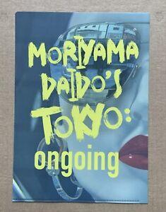 Sale! Iconic Daido Moriyama TOKYO ongoing, Original A4 Clear File Sunglass Japan