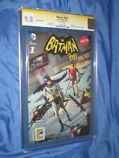 BATMAN '66 (1966) CGC 9.8 SS Signed Julie Newmar (Classic TV Series/DC Comics)