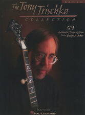 The Tony Trischka Collection 5-String Banjo TAB Music Book Songbook