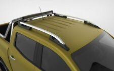 TOYOTA HILUX GREY ROOF RAIL ROOF BAR 2015 ONWARD ( CROSS BAR NOT INCLUDED )