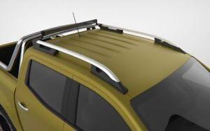 Mercedes X Classe Gris Toit Rail Barre 2017 à Partir (Cross Non Inclus)