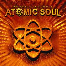 RUSSELL ALLEN Atomic Soul CD SYMPHONY X, ADRENALINE MOB, LANDE, STAR ONE, AYREON