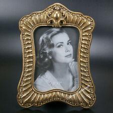 Rokoko Barock Bilderrahmen Fotorahmen Rahmen Rechteckig Gold Holz Stil Antik NEU