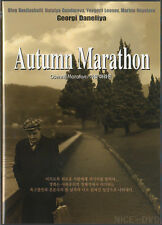Autumn Marathon (1979) DVD, NEW!! Georgiy Daneliya