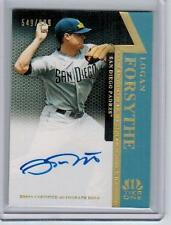 2011 TOPPS TIER ONE LOGAN FORSYTHE AUTO 549/999