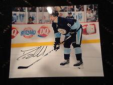 Deryk Engelland Signed Pittsburgh Penguins photo auto COA GA autographed!! RARE