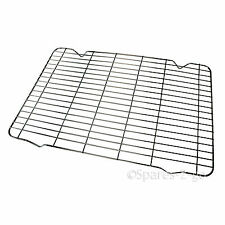 Indesit Oven Cooker Grill Pan Grid Mesh Wire Food Rack 260mm X 385mm