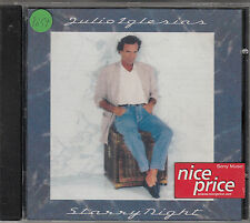 JULIO IGLESIAS - starry night CD