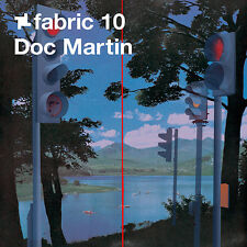 Fabric 10 - Mixed by Doc Martin (CD 2003) NEW/SEALED Steel Tin
