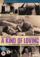A Kind Of Loving [DVD] [2016] [DVD][Region 2]