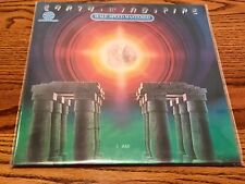 EARTH, WIND, & FIRE  ~ I AM ~ COLUMBIA HALF SPEED MASTERSOUND PROMO LP  ~ SEALED