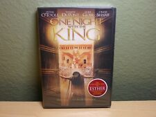 One Night With The King (DVD, 2007) Peter O'Toole Omar Sharif Brand New Sealed